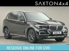 image for 2019 BMW X5 3.0 30d xLine Auto xDrive (s/s) 5dr SUV Diesel Automatic