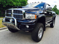 2004 DODGE RAM 1500 CREW CAB 4X4 LIFTED WITH BRAND NEW TIRES! City of Toronto Toronto (GTA) Preview