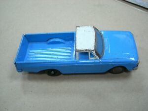 toy car/truck metal friction drive