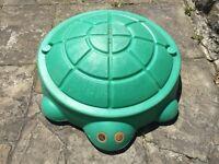 Little tikes turtle sandpit / paddling pool
