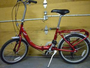 Bicyclettes  Pliantes