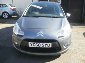 CITROEN C3 VTR+ 5 DOOR 1.4 2011/60 ONLY 43K