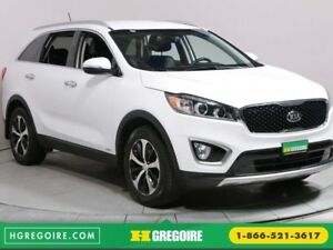 2016 Kia Sorento EX  7PLACES AWD BLUETOOTH CUIR MIRROIR RETRACTA
