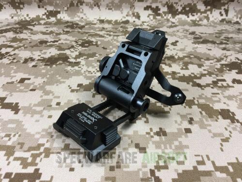 Sotac Wilcox L2G05 NVG Helmet Mount (Black) SD-L2G05-BK DEVGRU Navy SEALs ODA