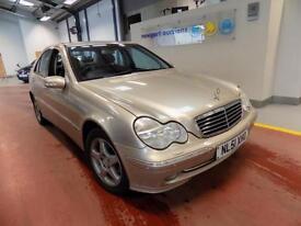 Mercedes-Benz C180 2.0 auto 2001MY Avantgarde