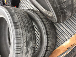 GoodYear tires for sale 215 55 17