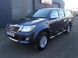 * SOLD * 2013 Toyota Hilux Invincible 3.0D-4D Double Cab 4x4 Diesel Pickup AUTO