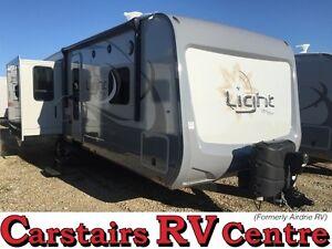 2016 Highland Ridge RV The Light Travel Trailers LT274RLS