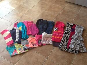 Lot de vêtements fille 6 ans