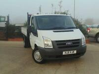 2011 Ford Transit One Stop Tipper 2.4 TDCi 2 door Tipper