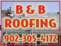 B & B Roofing Inc. Looking to hire Roofers/Estimator/Sales