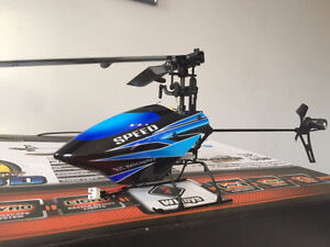 RTF Brand new V922 Heli rc West Island Greater Montréal image 1