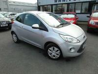 2009 Ford Ka 1.2 Style - Silver - 12 months MOT + 3 months Platinum Warranty!