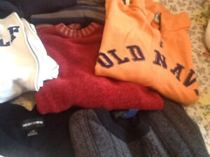 assorted mens clothing for sale
