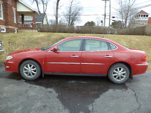 2008 Buick Allure with Power Start