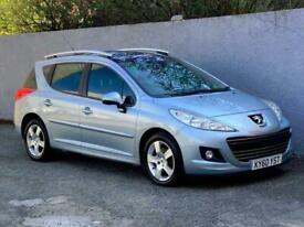 image for FINANCE AVAILABLE!! 60 REG PEUGEOT 207 SW 1.6HDi 92 FAP SPORT 5dr, £30 ROAD TAX