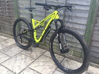 Specialized Camber Evo 29er (Large with upgrades)
