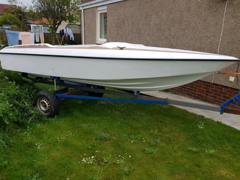 Fletcher speedboat | in Anstruther, Fife | Gumtree