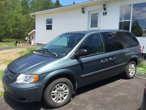 2005 Dodge Caravan only 56000 kms!!!