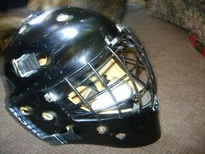 GOALIE HELMET & MASK BY KOHO