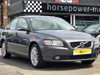 2012 Volvo S40 2.0 SE Lux 4dr Petrol grey Manual