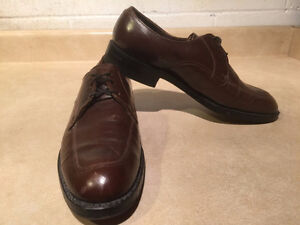 Men's The McHale Leather Dress Shoes Size 8.5 London Ontario image 6