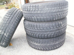 """Winter tires and rims for VW and Audi 15"""""""