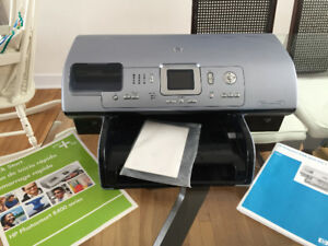 HP photosmart 8450 ink jet printer