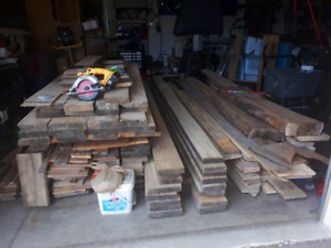 Rough sawn lumber/Spalted Maple wormy Maple /regular maple