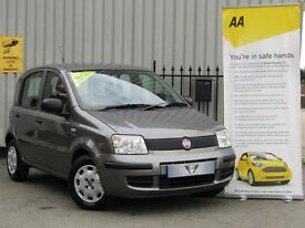 Fiat Panda 1.2 ACTIVE EU5 (grey) 2011