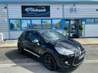 2013 CITREON DS3 DSTYLE + 120BHP + GLOSS BLACK WHEELS + 60K MILES FSH