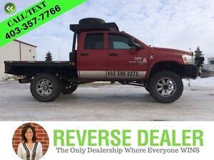 2006 Dodge Ram 3500   Lifted 5.9L Diesel with Deck, RARE find!
