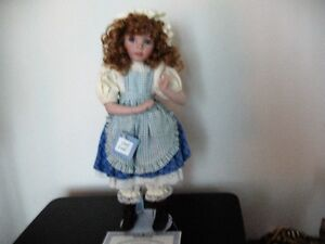 collectible porcelain doll London Ontario image 1