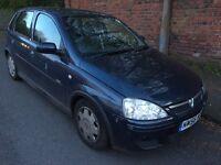 2006/56 Vauxhall Corsa Design 1.2 Twinport 5dr 12 months mot