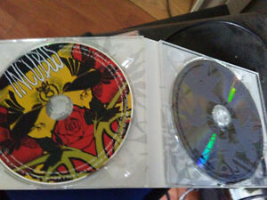 Signed incubus cd