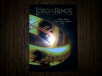 Lord of the Rings Trilogy Metal Boxed Set