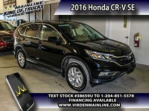 2016 Honda CR-V SE   - All-Wheel Drive -  Bluetooth - $212.95 B/