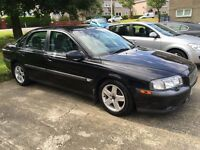 2002 VOLVO S80 D5 DIESEL AUTOMATIC PX