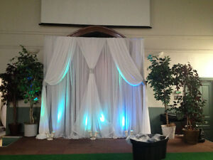 wedding decoration Cambridge Kitchener Area image 1