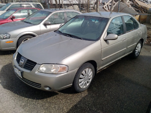 2004 Nissan Sentra 1.8S Certified + E Tested