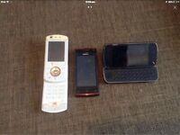 Mobile Phones - SPARES & REPAIRS £12 EACH