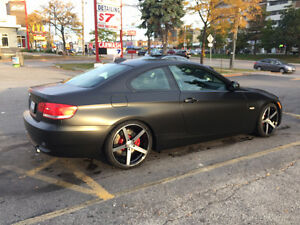 Mint Head Turning 2010 BMW 3-Series 335i Coupe (2 door)