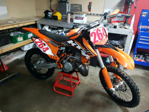 2012  KTM 300 XC