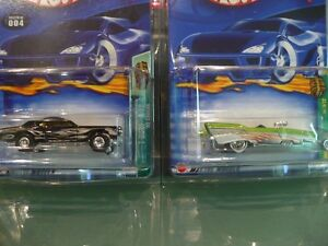 Hot Wheels Various Years Treasure Hunts