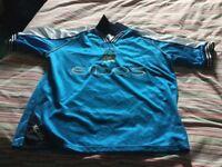 "Manchester City Home shirt chest size 42 - 44"""