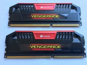 Corsair Vengeance Pro Series 8GB(2x4GB) DDR3 2400Mhz XMP RAM Kit