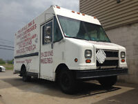 1997 Ford F-150 Other Ideal Food Truck Camion Old Fedex Truck