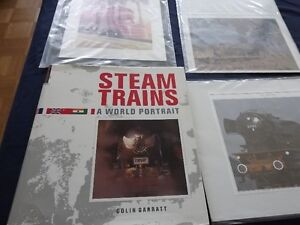 VARIOUS POSTERS/BOOKS/ MAGS ON CARS,MOTORCYCLES,PLANES & TRAINS!