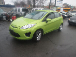 2013 FORD FIESTA LOWEST PRICE IN CANADA SAFETY + 1 YEAR WARRANTY