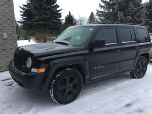 2015 Jeep Patriot -Only 37,000km (*NEW Winter Tires Incl)